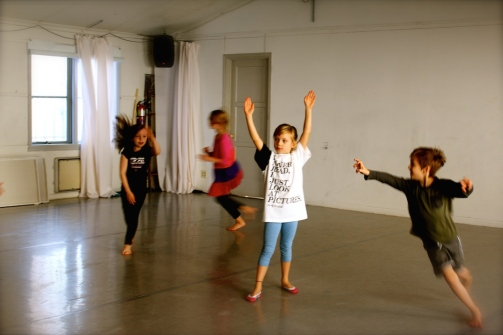 Dance/Play/Move   photo: Nateesh Podolske