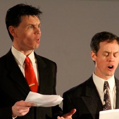 Leo Daedalus & Mark Owens