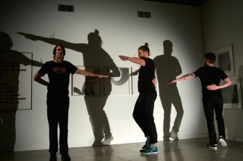 The Boris & Natasha Dancers || photo by Jeff Forbes